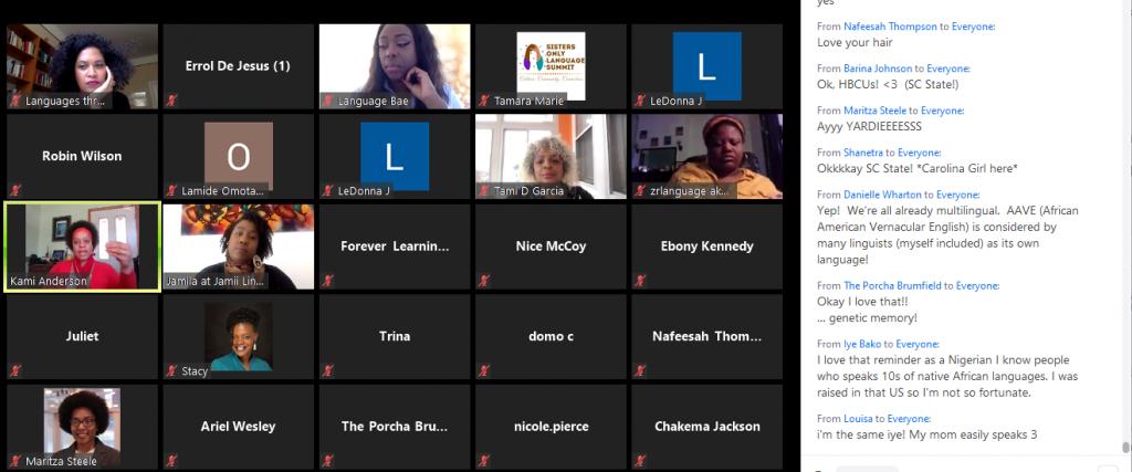 black-women-language-learning-summit