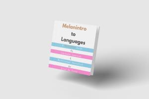Melanintro-to-languages